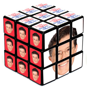 The Late Show with Stephen Colbert Puzzle Cube