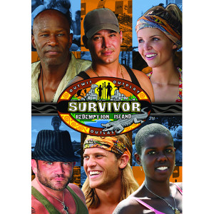 Survivor: Season 22 - Redemption Island DVD