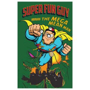 Scorpion SFG Mega Man Poster [11x17]
