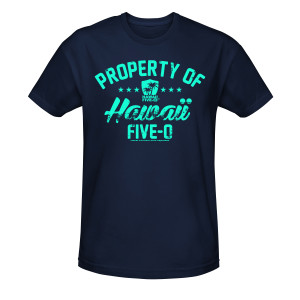 Hawaii Five-O Property of Hawaii Five-O T-Shirt