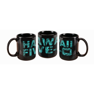 Hawaii Five-O Vintage Logo Mug
