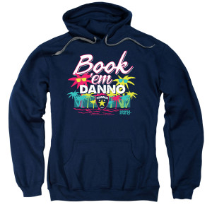 Hawaii Five-O Book 'em Danno Hoodie