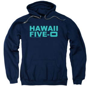 Hawaii Five-0 Logo Hoodie