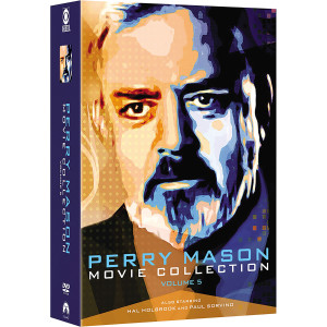 Perry Mason Movie Collection: Volume 5 DVD