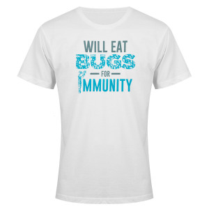 Survivor Will Eat Bugs T-Shirt