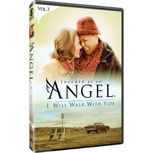 Touched By An Angel: Volume 2 - I Will Walk With You DVD
