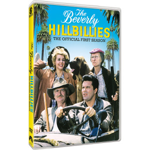 The Beverly Hillbillies: Season 1 DVD