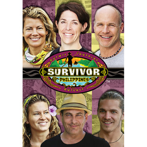 Survivor: Season 25 - Philippines DVD