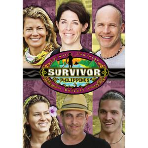 Survivor: Season 25 - Philippines DVD