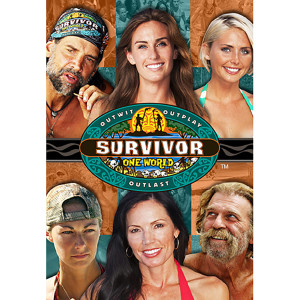 Survivor: Season 24 - One World DVD