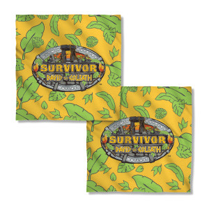 Survivor Season 37 Bandanna