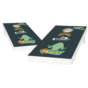 Big Brother Zingbot Cornhole Set