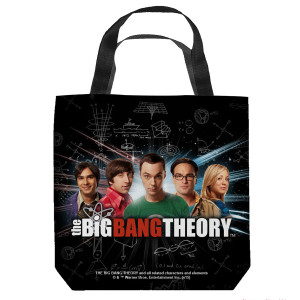 The Big Bang Theory Tote