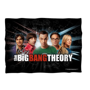 The Big Bang Theory Pillow Case