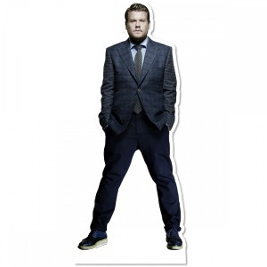The Late Late Show with James Corden Standee