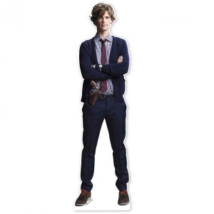 Criminal Minds Spencer Reid Standee