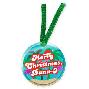 Hawaii Five-0 Dann-O Ornament