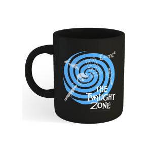 The Twilight Zone Spiral Mug