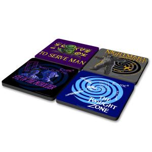 The Twilight Zone Coasters (Set of 4)
