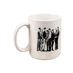 Beverly Hills 90210 Cast Mug