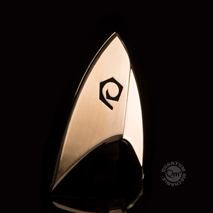 Star Trek Discovery Operations Badge