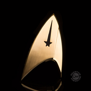 Star Trek Discovery Command Badge