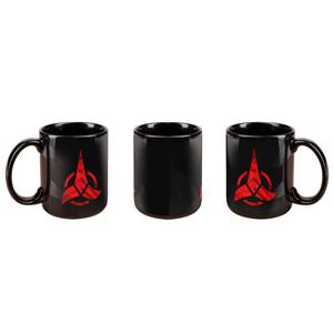 Star Trek Discovery Klingon Logo Mug