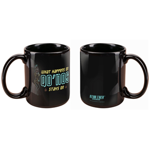 Star Trek Discovery What Happens On Qo'Nos Mug
