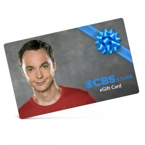 The Big Bang Theory E-Gift Card