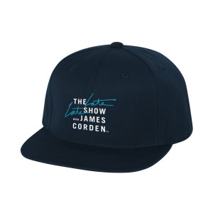 The Late Late Show with James Corden Logo Hat