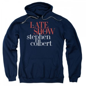 The Late Show with Stephen Colbert Pullover Hoodie