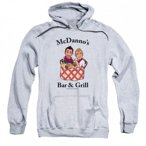 Hawaii 5-0 McDanno's Bar and Grill Pullover Hoodie