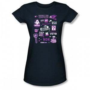Big Brother Logo Mash Up Women's Slim Fit T-Shirt