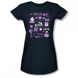 Big Brother Logo Mash Up Women's Slim Fit T-Shirt