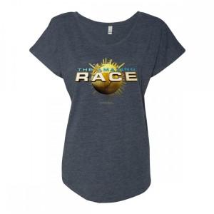 The Amazing Race Logo Women's Dolman T-Shirt
