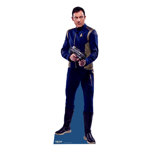 Star Trek Discovery Lorca Standee