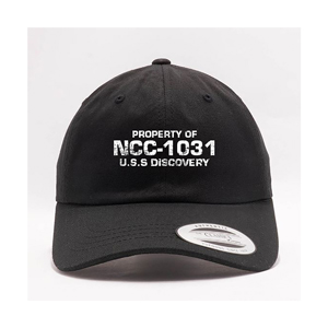 Star Trek Discovery Property Of Baseball Hat