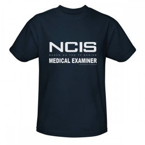 NCIS Medical Examiner T-Shirt