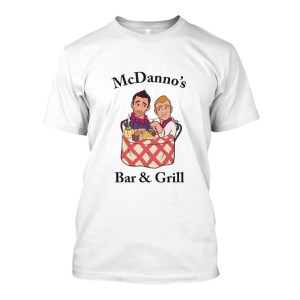 Hawaii Five-0 McDanno's T-Shirt (White)