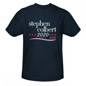 The Late Show with Stephen Colbert 2020 T-Shirt