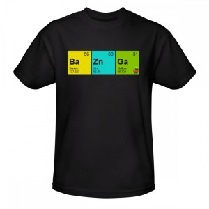 The Big Bang Theory Ba Zin Ga T-Shirt