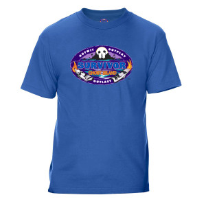 Survivor 36 Logo T-Shirt (Royal Blue)