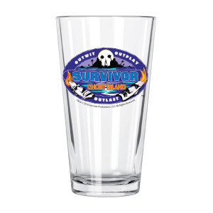 Survivor Season 36 Pint Glass