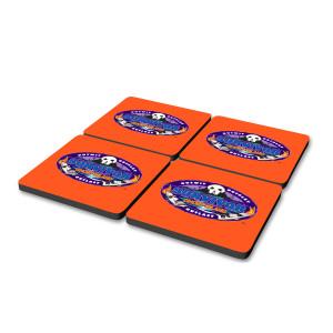 Survivor 36 Logo Coasters (Set of 4)