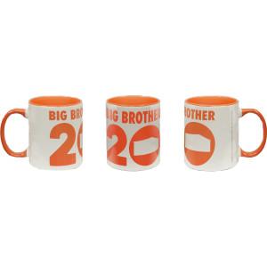 Big Brother 20 Logo Mug