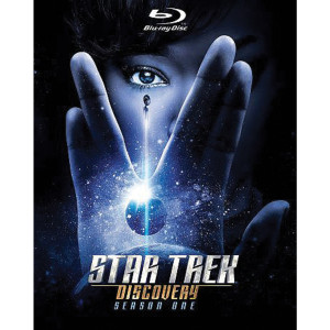 Star Trek: Discovery Season 1 Blu-ray