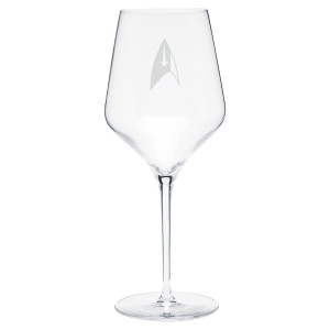 Star Trek Discovery Prism Wine Glass