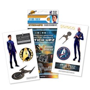 Star Trek Discovery Sticker Set