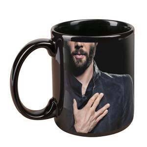 Star Trek Discovery Spock Salute Mug