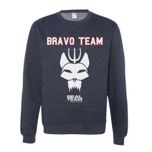 SEAL Team Bravo Team Crewneck Sweatshirt